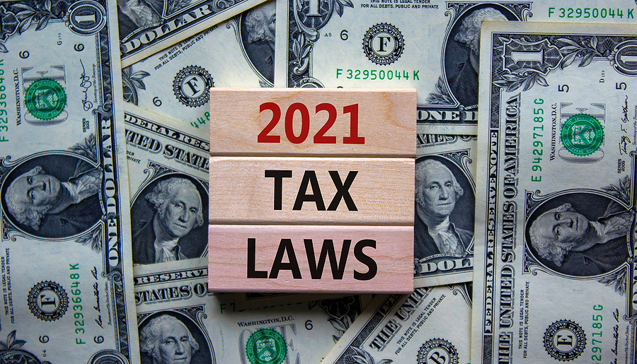 2021 Sales Tax Trends
